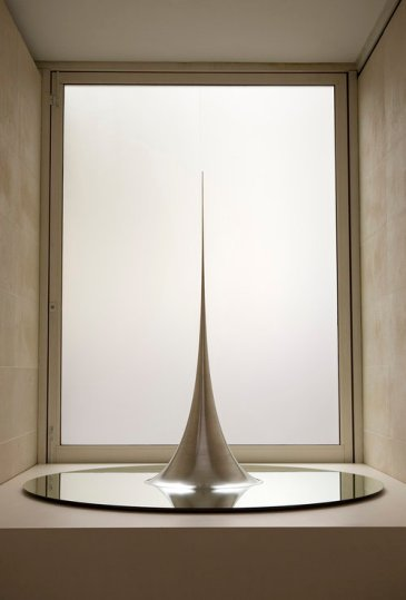 Hiroshi Sugimoto, Onduloid: A surface of Revolution with Constant Non-Zero Mean Curvature, 2006